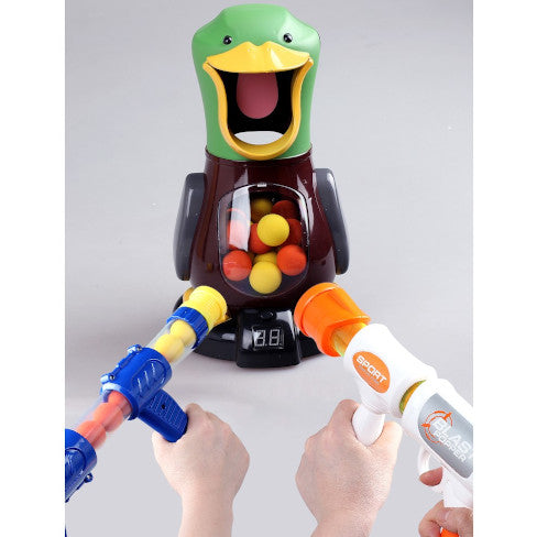Ducky Double Player Shooting Game