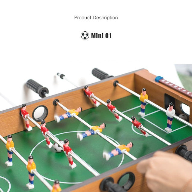 Table Foosball (Available soon)