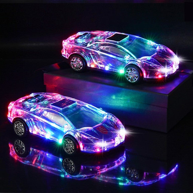 Sports Car Bluetooth Speaker