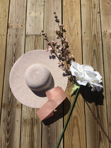 The DIY Custom Equestrianista Kentucky Derby 2018 Hat.