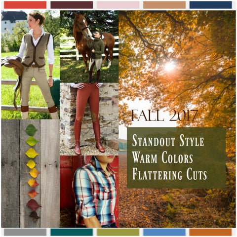 Fall Equestrian Style Trends from Equestrianista