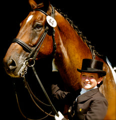 Suzannah Simon of SKS Dressage