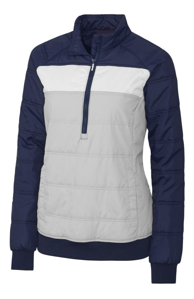 Equestrian Half Zip Pullover Jacket from Equestrianista.