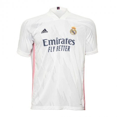 Real Madrid SENIOR Home Jersey 2020/21