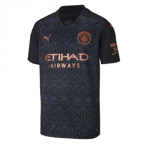 Manchester City SENIOR Away Jersey 2020/21