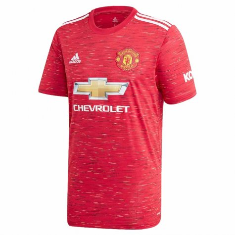 Manchester United YOUTH Home Jersey 2020/21