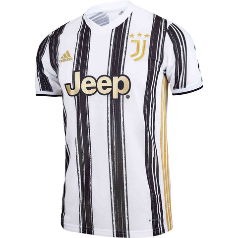 Juventus SENIOR Home Jersey 2020/21