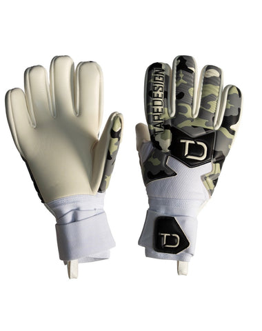 Tape Design Camo Gloves SNR