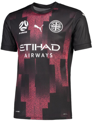 Melbourne City SENIOR Away Jersey 2020/21