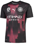 Melbourne City Junior Away Jersey 2020/21