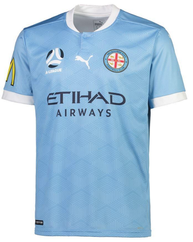 Melbourne City SENIOR Home Jersey 2020/21