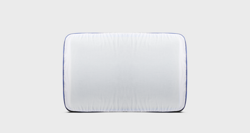 Almohada SmartMemory Medium Lavanda vista frontal fondo blanco