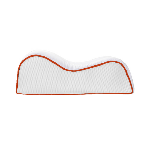 Almohada SmartMemory Medium cobre vista lateral fondo blanco