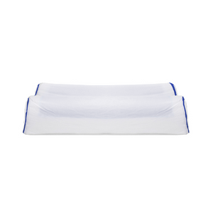 Almohada SmartMemory Medium Lavanda vista superior fondo blanco