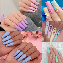 Load image into Gallery viewer, Polygel Nail Kit with 10 Cream Color Polygel