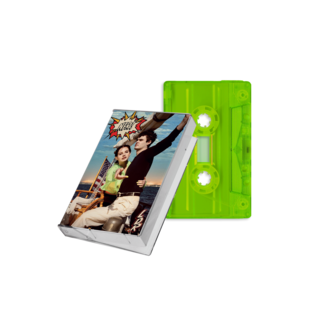 Norman Fucking Rockwell! Lime Green Cassette-Lana Del Rey