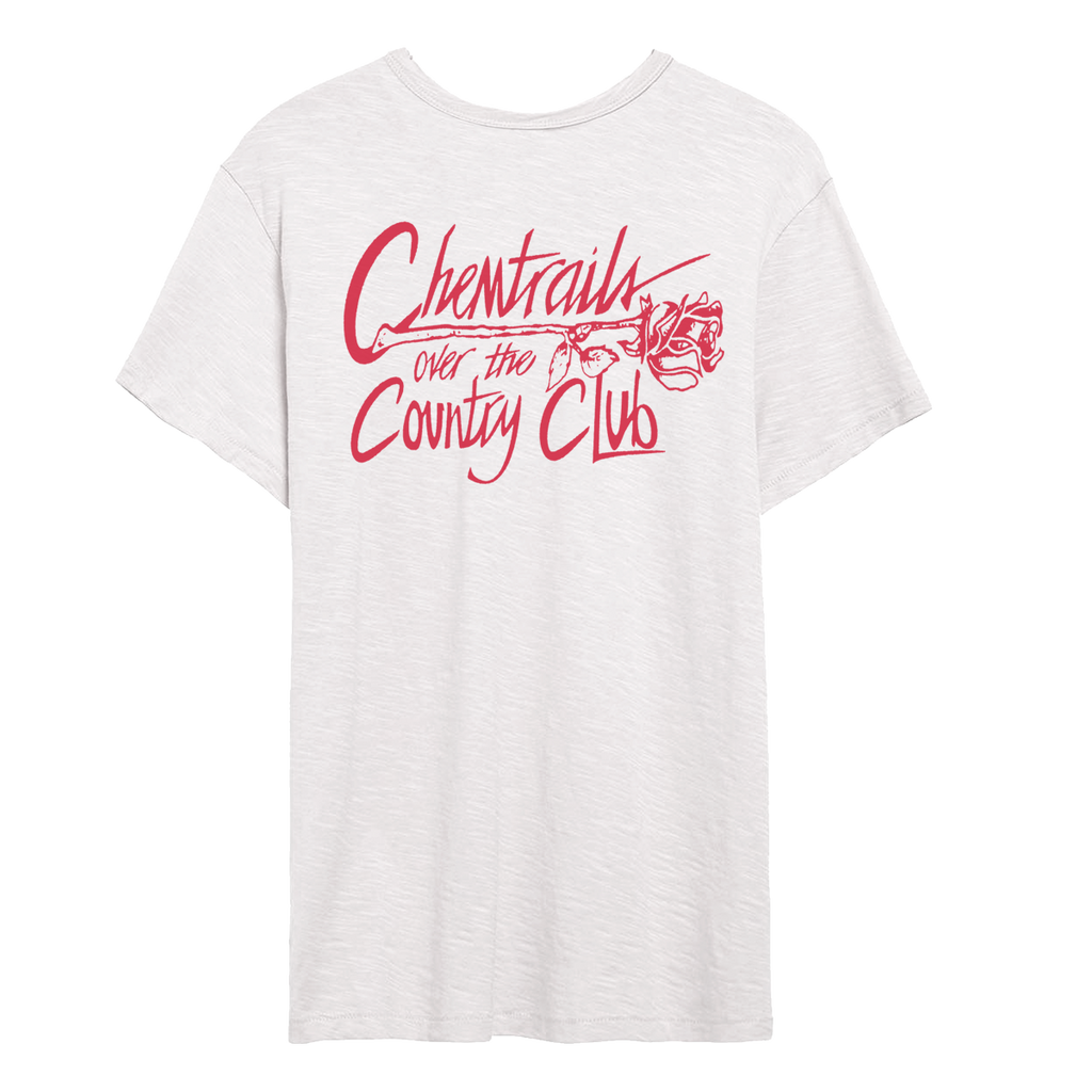 Chemtrails Over the Country Club Tee