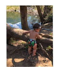 Load image into Gallery viewer, Baby & Toddler Swim Bundle- Toucan Jungle