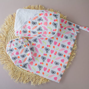 Baby & Toddler Swim Bundle- Pink Koala