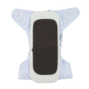 Modern Cloth Diaper (Pocket-OSFM)- 0-3 yrs- Dino