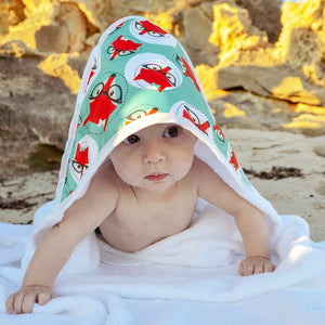 Baby & Toddler Swim Bundle- Green Fox