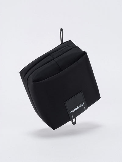 coteetciel Small/Pouch Kub Sleek Black côte&ciel EU 28906