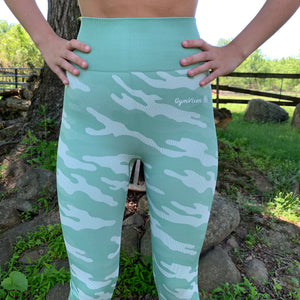 The Eos Camo Legging