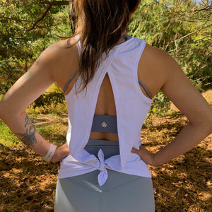The Iris Tie Back Tank