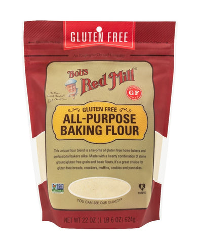 Bob's Red Mill All Purpose Baking Flour 623g  Gluten Free
