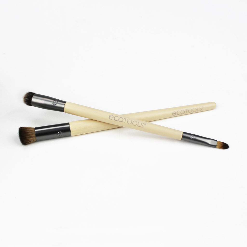 Eco Tools Ultimate Concealer Trio Brushes