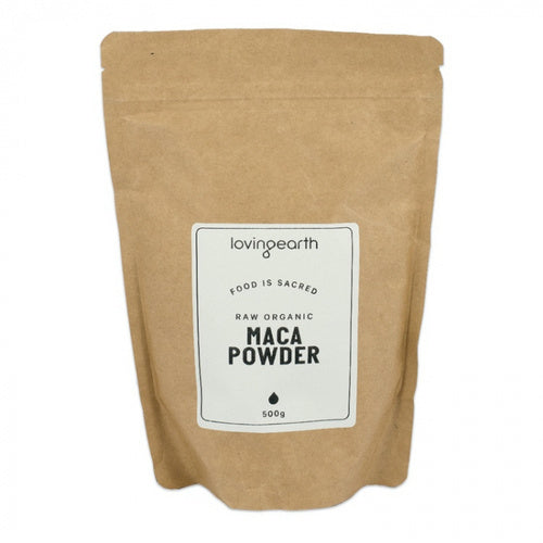 Loving Earth Maca Powder 125g, 250g, 500g Or 1kg