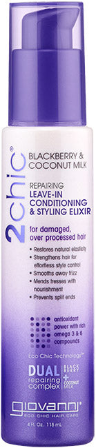 Giovanni 2Chic Ultra Repair Leave In Elixir 118ml