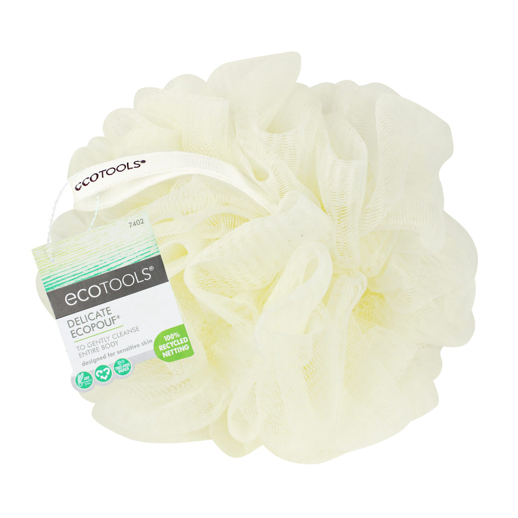 Eco Tools EcoPouf Delicate Sponge For Sensitive Skin