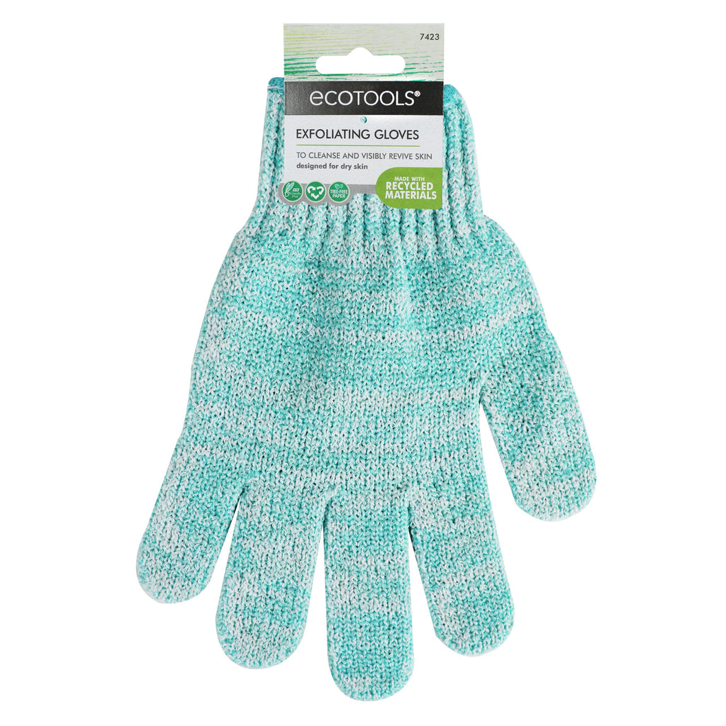 Eco Tools Exfoliating Bath & Shower Gloves 1 Pair
