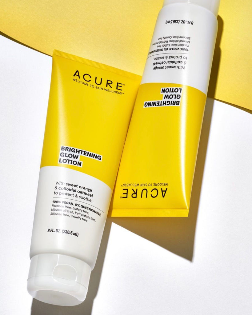 Acure Brightening Glow Lotion 236ml