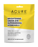 Acure Brightening Under Eye Supergreen Hydrogels 7ml
