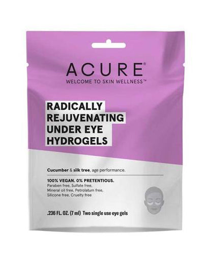 Acure Radically Rejuvenating Under Eye Hydrogels 7ml