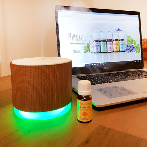 Lively Living Aroma Birch Diffuser