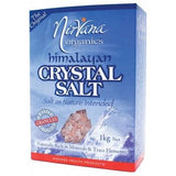 Nirvana Organics Granular Himalayan Crystal Salt Various Sizes