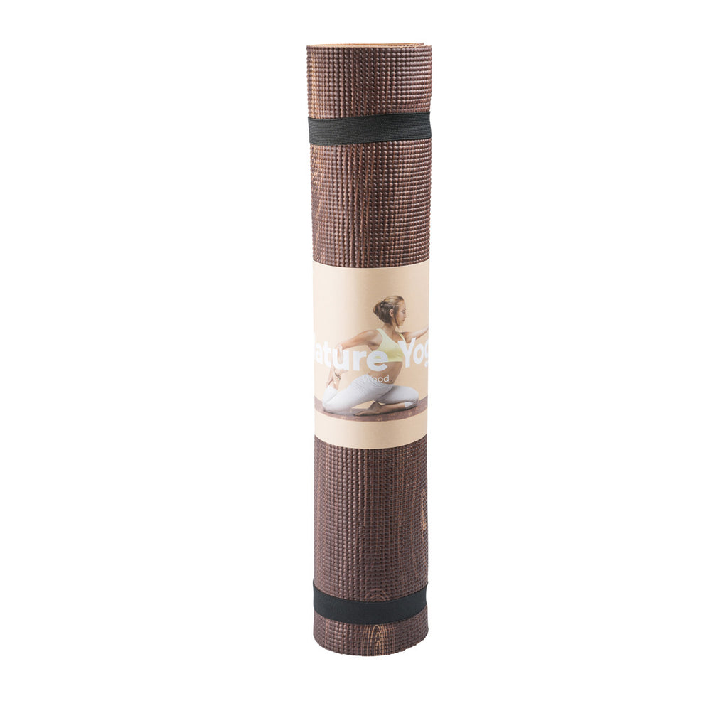 DOIY Nature Yoga Mat Wood