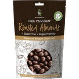 Dr Superfoods Dark Chocolate Coated Almonds 125g