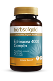 Herbs Of Gold Echinacea 4000 Complex 60 Tablets