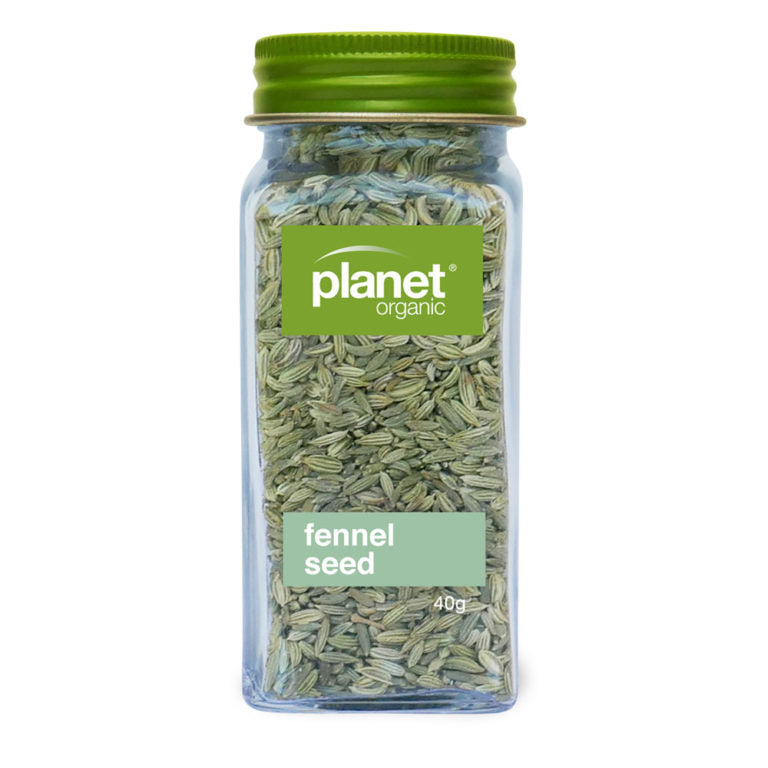 Planet Organic Fennel Whole Seed 40g