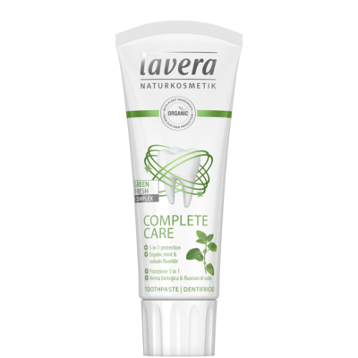 Lavera Toothpaste 75ml Complete Care, Organic - Mint flavour