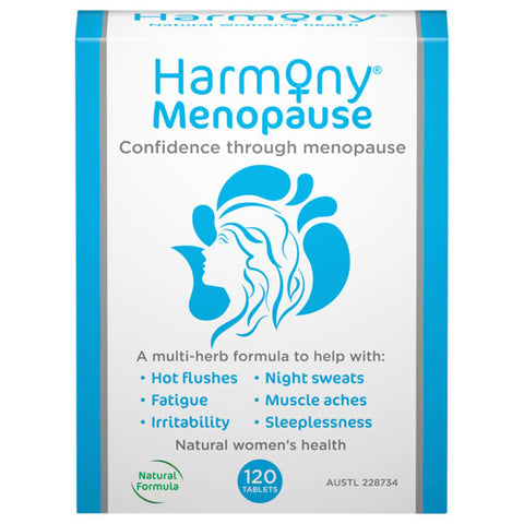 Martin & Pleasance Harmony Menopause Various Quantities
