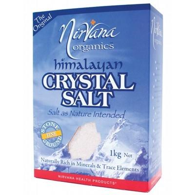 Nirvana Organics Medium Himalayan Crystal Salt Various Sizes