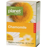 Planet Organic Chamomile Herbal Tea Bags Caffeine Free Various Quantities