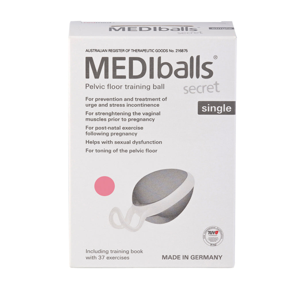 Pelvi MEDIballs Secret (Pelvic Floor Training) Single Or Double