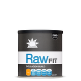 Amazonia RawFIT Collagen Build 200g Peach Flavour