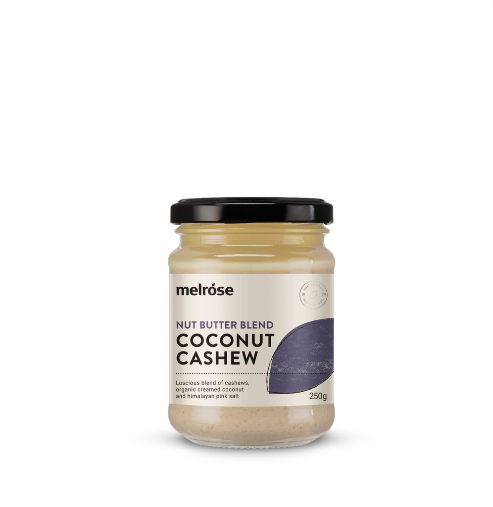 Melrose Nut Butter Coconut Cashew Spread 250g
